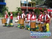 chicas de coca cola - Desfile de Carrozas 4 La Ceiba 2014