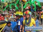Zoness Reciclaje - Desfile de Carrozas 4 La Ceiba 2014