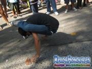 Jovenes Contra la Violencia - JCV - Desfile de Carrozas 4 La Ceiba 2014
