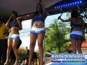 Chicas de Tigo - Desfile de Carrozas 4 La Ceiba 2014