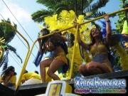 Salva Vida - Desfile de Carrozas 4 La Ceiba 2014