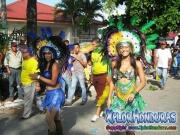 Maseca - Desfile de Carrozas 4 La Ceiba 2014