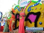 Diunsa -  Desfile de Carrozas 4 La Ceiba 2014