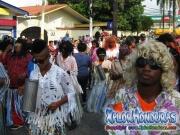 Banda TJT - Desfile de Carrozas 4 La Ceiba 2014