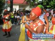 Nueva Armenia - Garifunas - Desfile de Carrozas 4 La Ceiba 2014