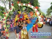 Piratas de Islas Cayman - Desfile de Carrozas 4 La Ceiba 2014