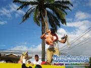 Desfile de Carrozas 4 La Ceiba 2014