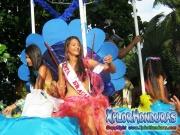 Liwa Mairin Moskitia - Desfile de Carrozas 4 La Ceiba 2014