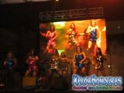 Chicas Roland - Desfile de Carrozas 4 La Ceiba 2014