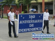 Desfiles patrios Honduras 07