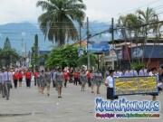 Desfiles patrios Honduras 08