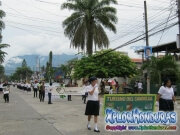Desfiles patrios Honduras 10