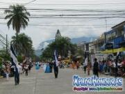 Desfiles patrios Honduras 13