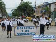Desfiles patrios Honduras 15