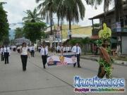 Desfiles patrios Honduras 24