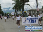 Desfiles patrios Honduras 30