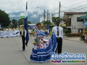 Desfiles patrios Honduras 36