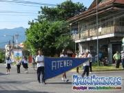 Escuela Atenea Desfiles Patrios Honduras