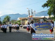 Desfiles Patrios escuelas La Ceiba