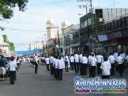 Desfiles Patrios Avenida San Isidro La Ceiba Honduras