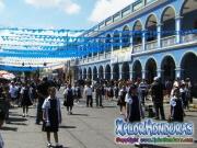 Desfiles Patrios escolares Honduras