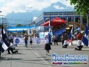 Desfiles Patrios Honduras Escuela Mixta Lempira La Ceiba