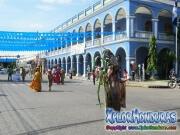Desfiles Patrios Honduras India Bonita