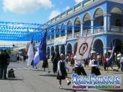 Escuela Evangelica Bethel La Ceiba Desfiles Patrios Honduras