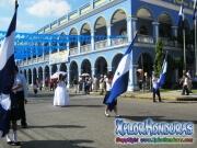 Nina Independencia Desfiles Patrios Honduras