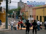 Alfombras Semana Santa Tegucigalpa
