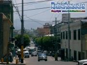 Calles de Tegucigalpa Honduras
