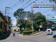 Parque Finlay Tegucigalpa