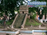 Piramide Parque La concordia Tegucigalpa