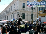 Procesion Semana Santa Tegucigalpa