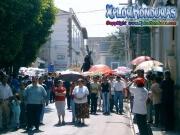 Semana Santa en Tegucigalpa