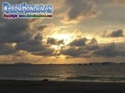 Atardecer Playa de Tela Honduras