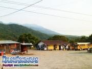 Terminal de buses en Trujillo de Cotuc y Contraibal