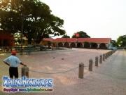 Banco Atlantida en el centro de Trujillo