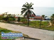 Vista a la playa de Trujillo