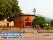 Centro y parque central de Trujillo