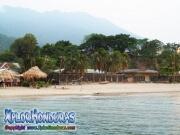 Paisaje de la playa de Trujillo