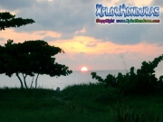 Atardecer Playa de Trujillo Honduras