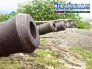 Canones Fortaleza Santa Barbara Trujillo