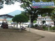 Parque Central Trujillo Honduras