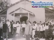 Iglesia Nuestra Señora de Guadalupe Aldea La Lucha
