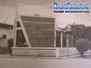 Primera Iglesia de Nuestra Señora de Suyapa Barrio Alvarado 1972
