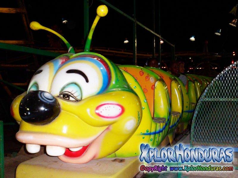 Juegos Mecanicos Fotos Feria Isidra Y Carnaval De La Ceiba