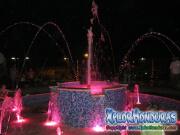 Fotos La Lima Cortes - Fuente Luminosa Parque Central