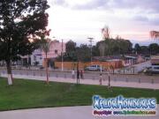 Fotos La Lima Cortes - Vista del Centro desde el Parque
