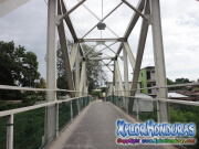 Fotos La Lima Cortes - Puente Viejo sobre Rio Chamelecon